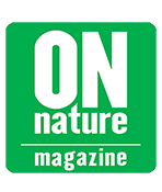 ON Nature magazine button